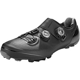 Shimano SH-XC9 S-Phyre Bike Shoes Wide Men black